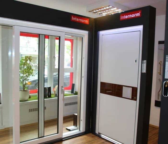 Moderne Türen